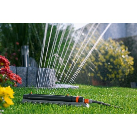 Gardena - Irrigatore Oscillante AquaZoom 250/2