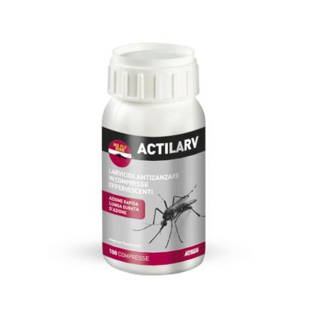 Larvicida - Compresse effervescenti Actilarv