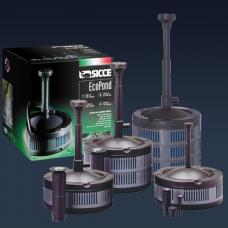 Sicce Eco Pond 4 - Pompa con filtro per laghetti