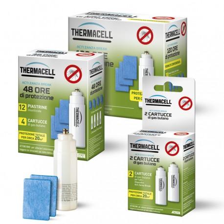 Thermacell - Ricarica 12 ore di protezione