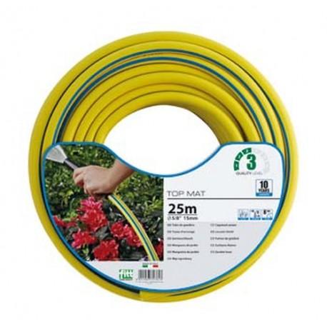 TOP MAT diam.15 mm - Tubo da giardino magliato