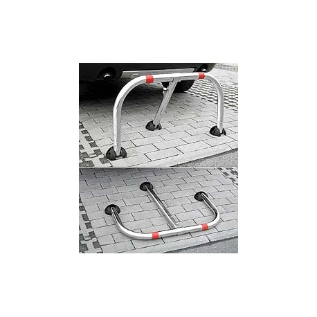 Parky Barriers AR 580 - chiusura a cilindro profilo europeo