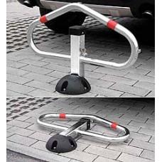Parky Barriers AR 100 - Dissuasori di parcheggio a cilindro profilo europeo