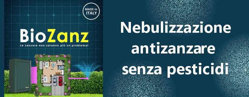 Nebulizzatore BioZanz