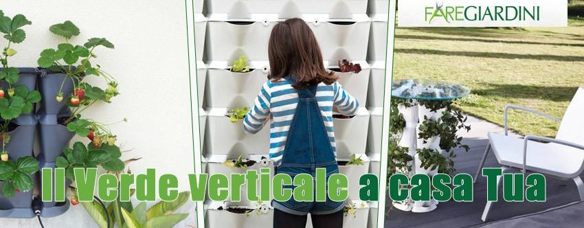 Il Verde verticale a casa Tua